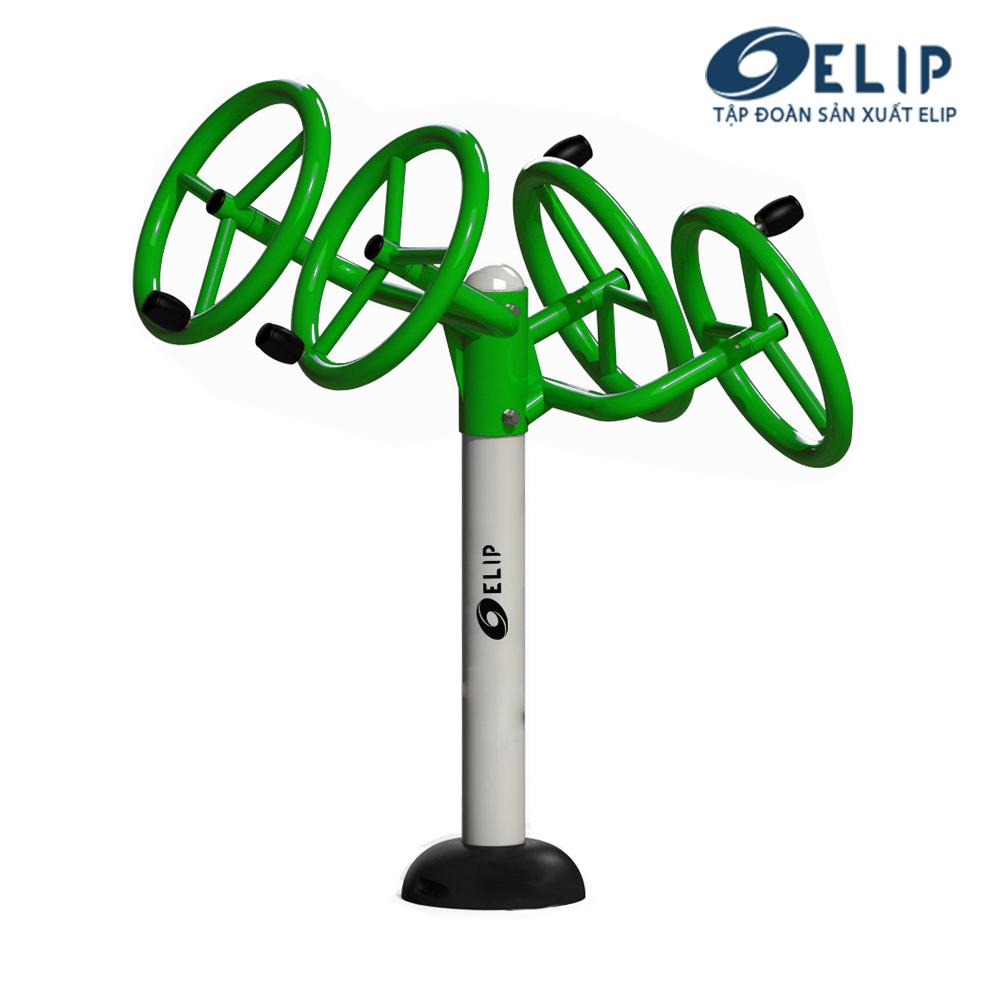Máy Công Viên Tập Tay Vai Đôi ELIP E2105 - Elipsport.vn