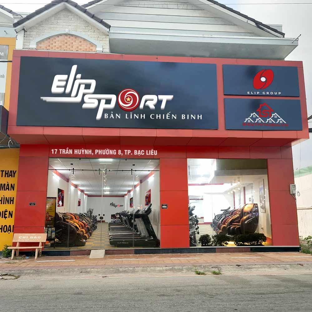 Hình ảnh của chi nhánh Elipsport Bạc Liêu