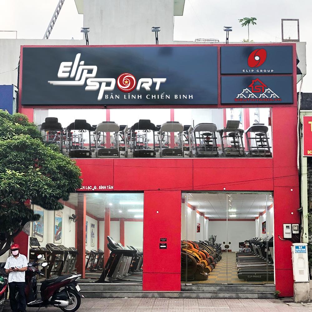 Hình ảnh của chi nhánh Elipsport Bình Tân 1 - HCM