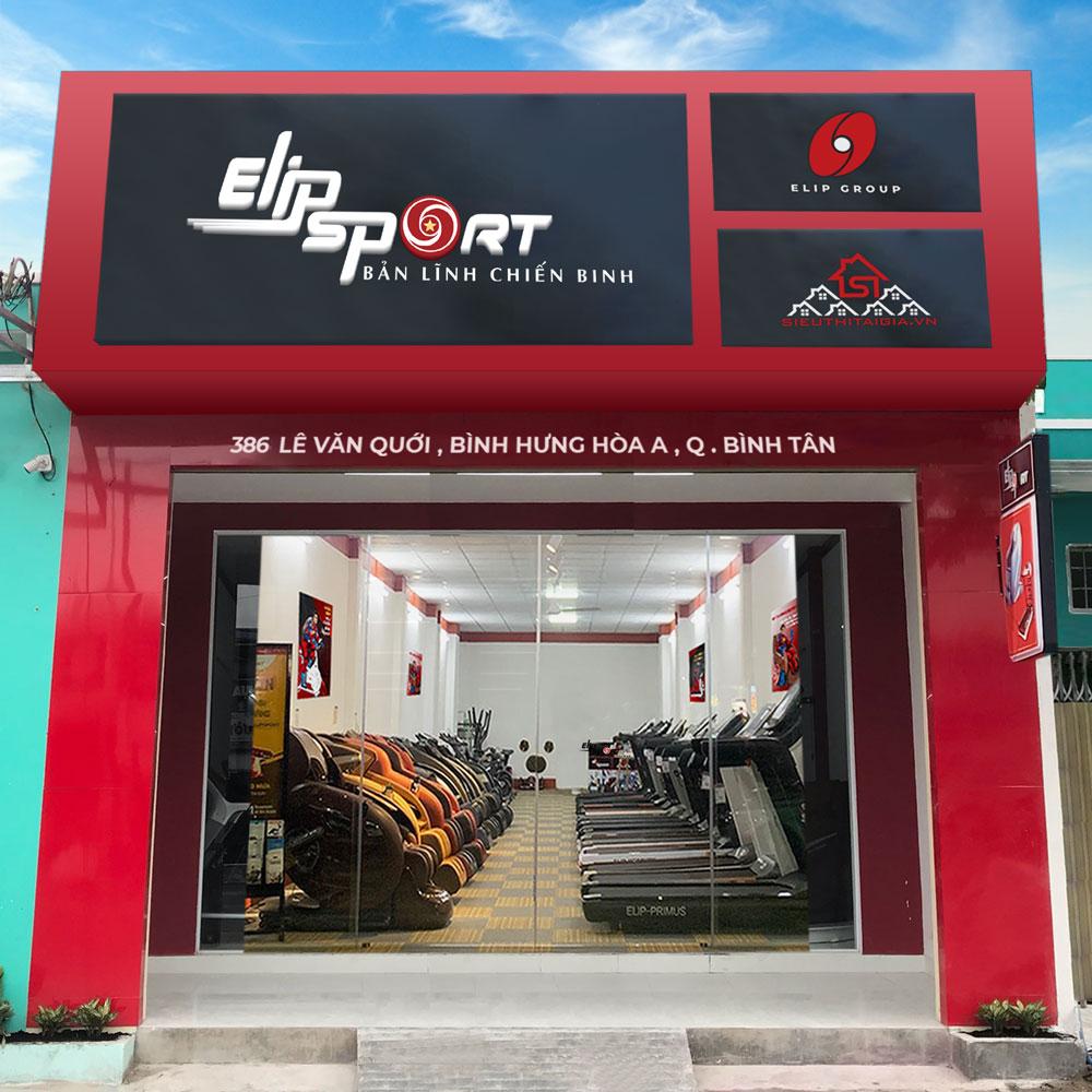 Chi nhánh Elipsport Bình Tân 2 - HCM