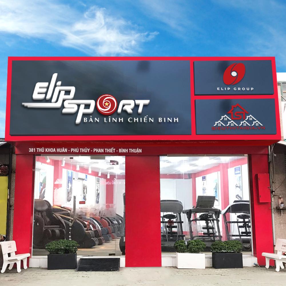 Hình ảnh của chi nhánh Elipsport Bình Thuận