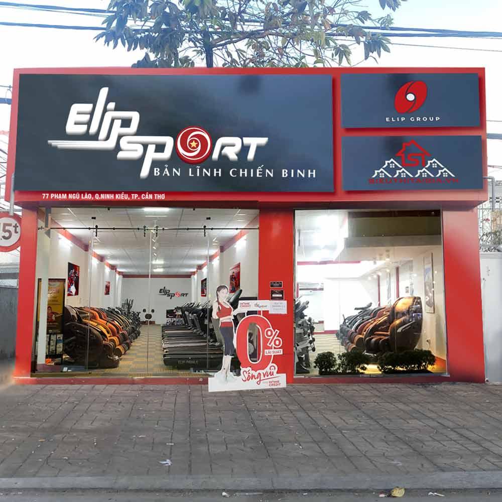 Hình ảnh của chi nhánh Elipsport Cần Thơ