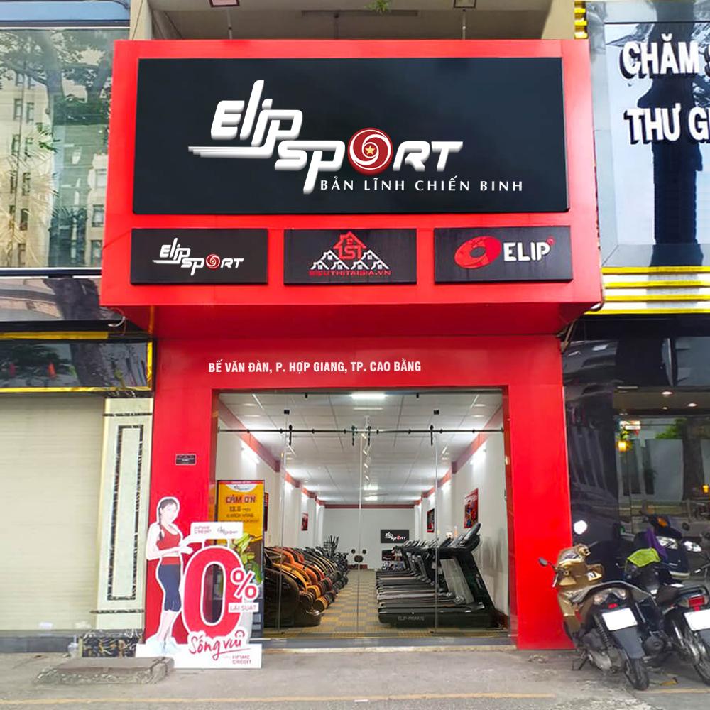 Chi nhánh Elipsport Cao Bằng