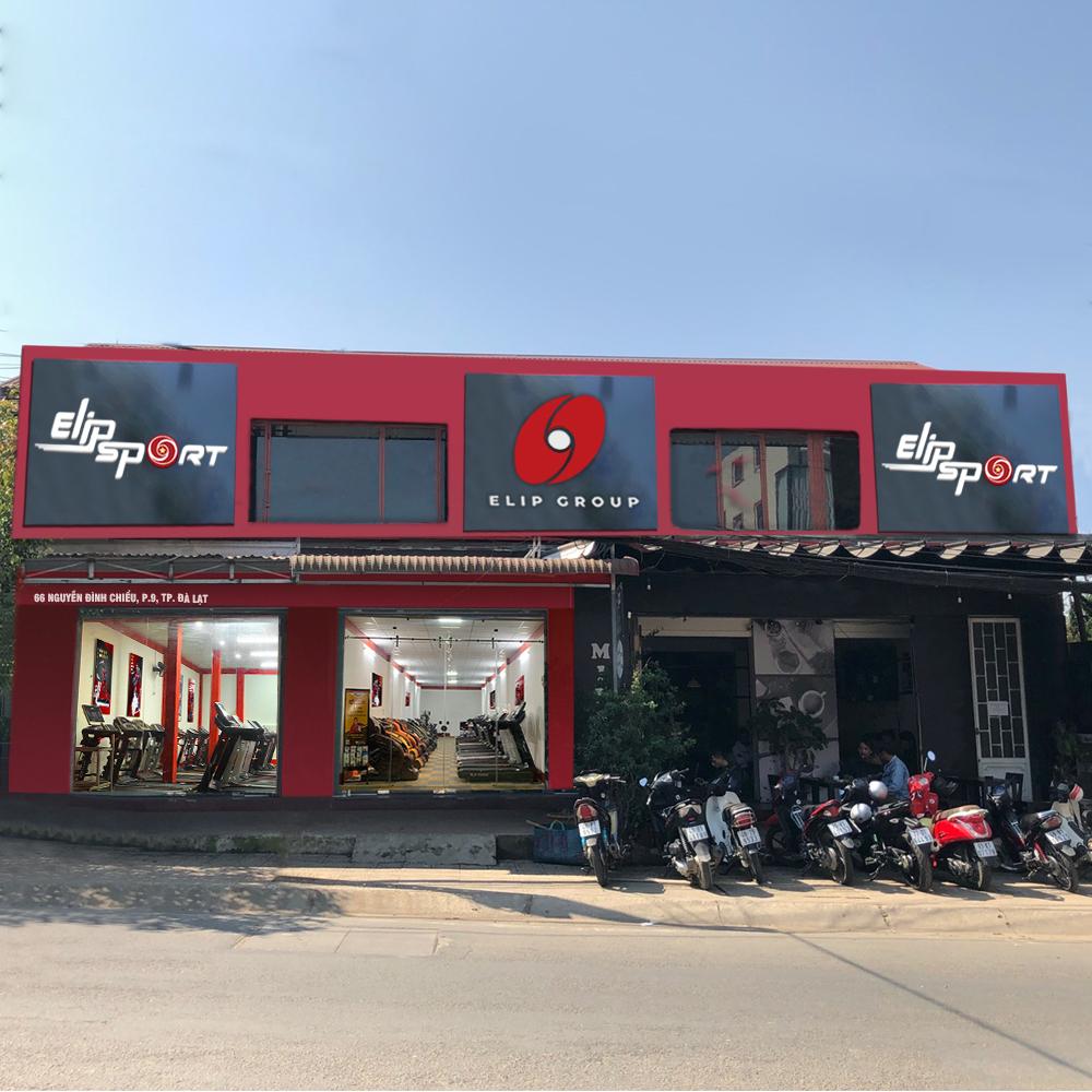 Chi nhánh Elipsport Tp.Đà  Lạt - Lâm Đồng