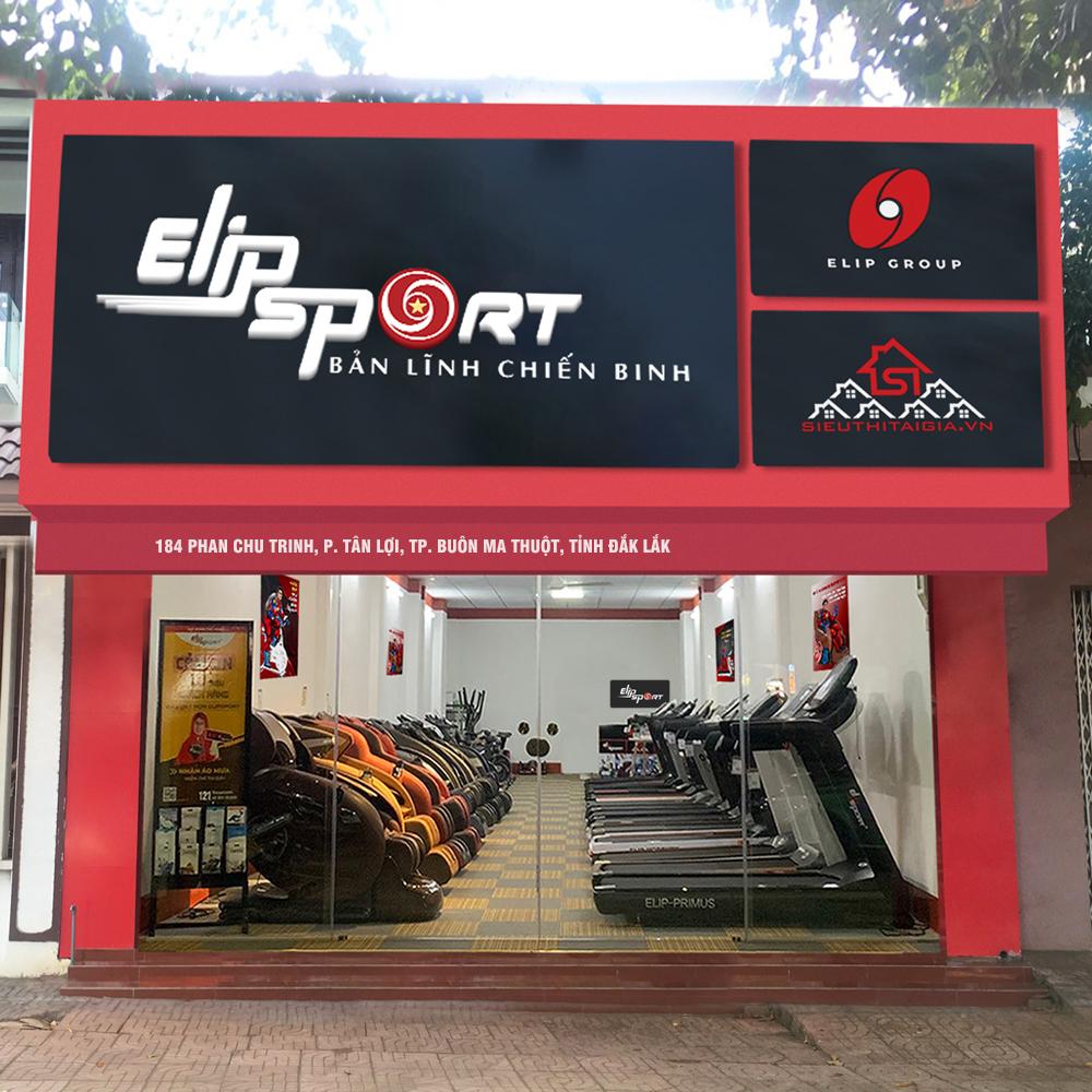 Chi nhánh Elipsport - Đăk Lăk
