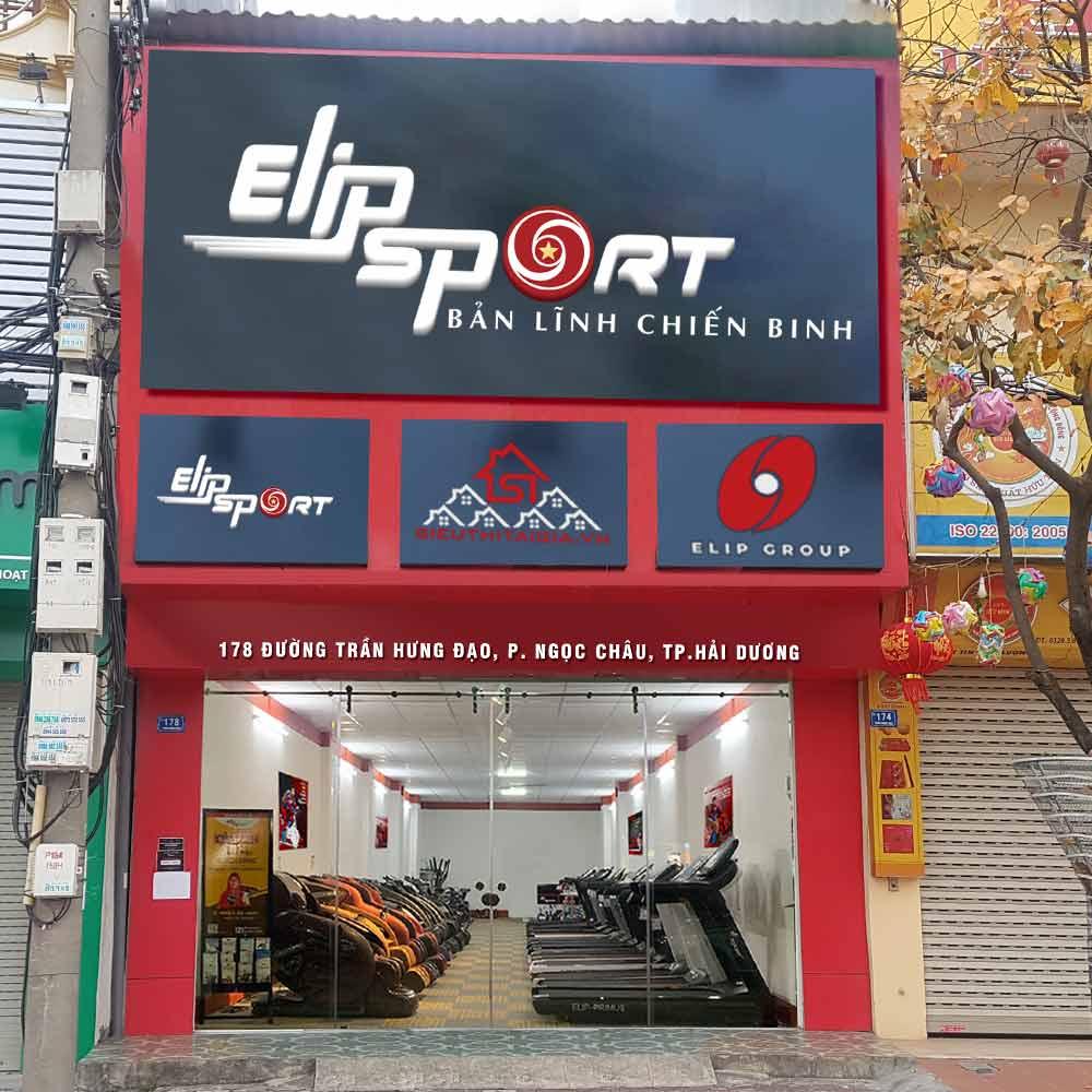 Hình ảnh của chi nhánh Elipsport Hải Dương