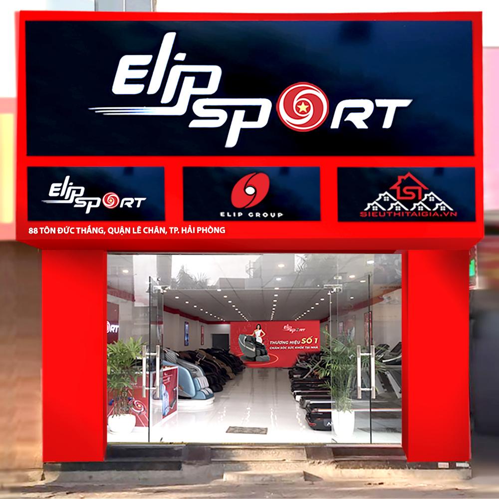 Cửa hàng Elipsport Hải Phòng