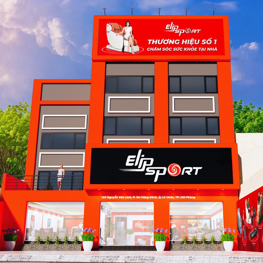 Chi nhánh Elipsport Hải Phòng 2
