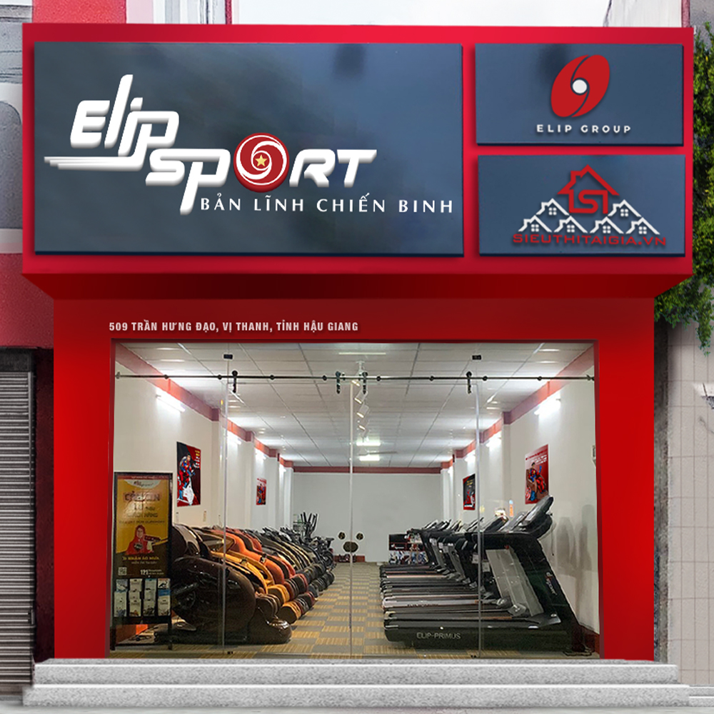 Hình ảnh của chi nhánh Elipsport Hậu Giang