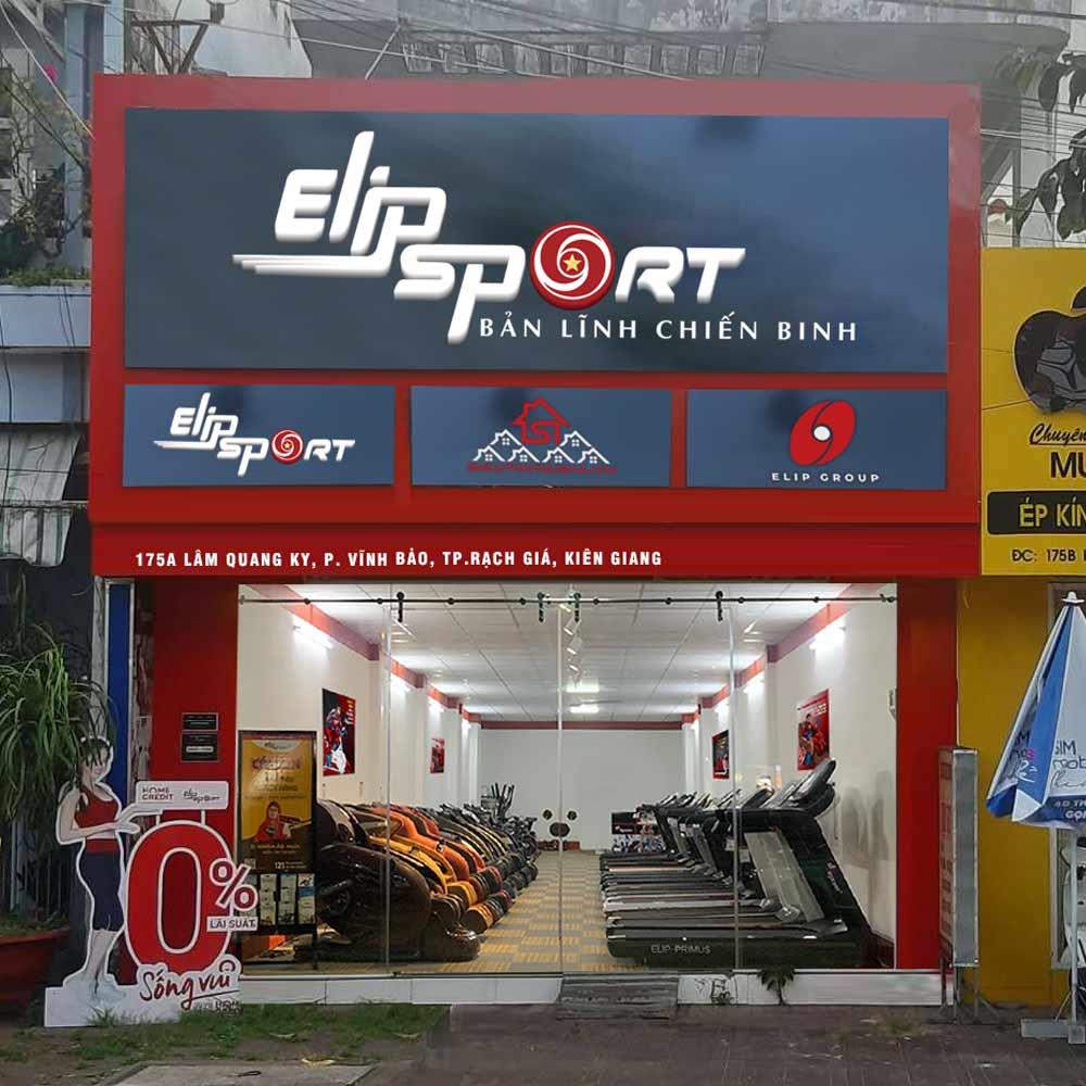 Hình ảnh của chi nhánh Elipsport Kiên Giang