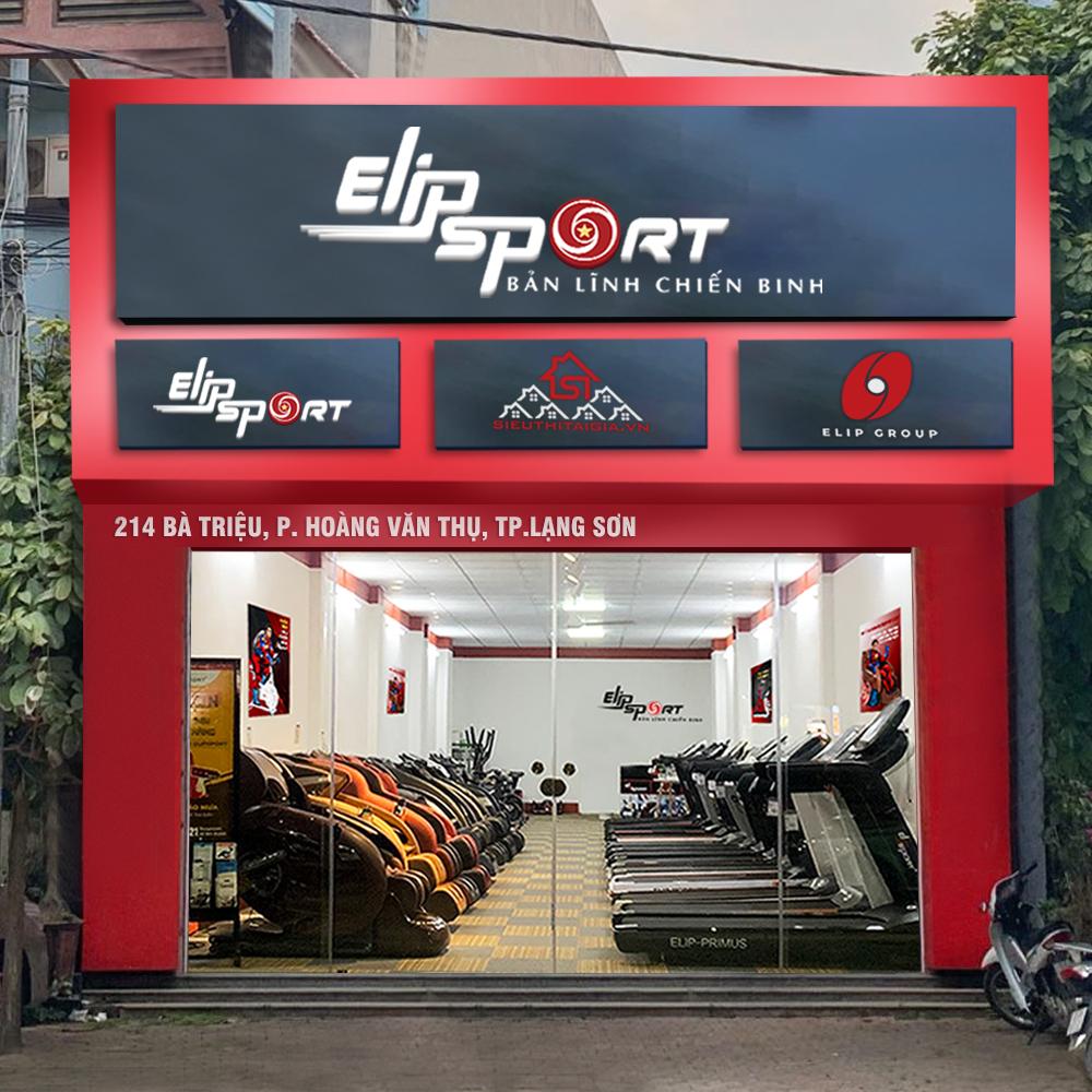 Hình ảnh của chi nhánh Elipsport Lạng Sơn