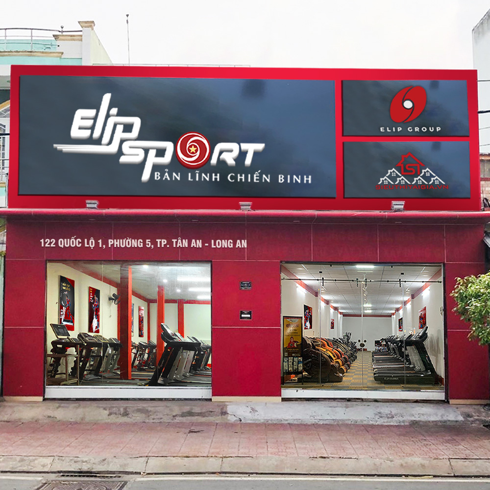 Chi nhánh Elipsport Long An