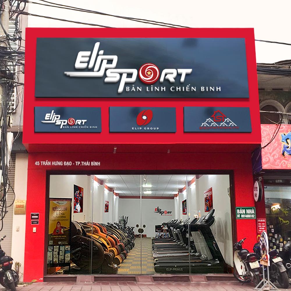 Hình ảnh của chi nhánh Elipsport Thái Bình
