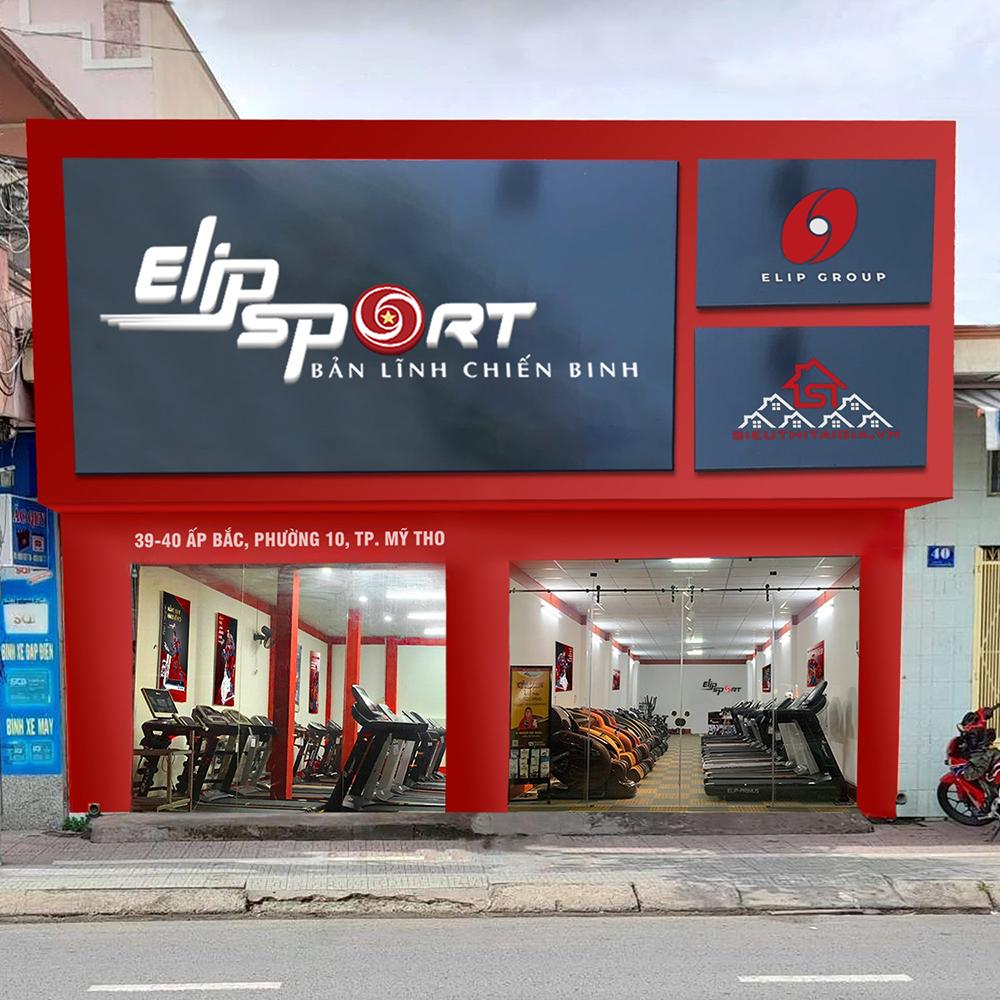 Chi nhánh Elipsport Tiền Giang