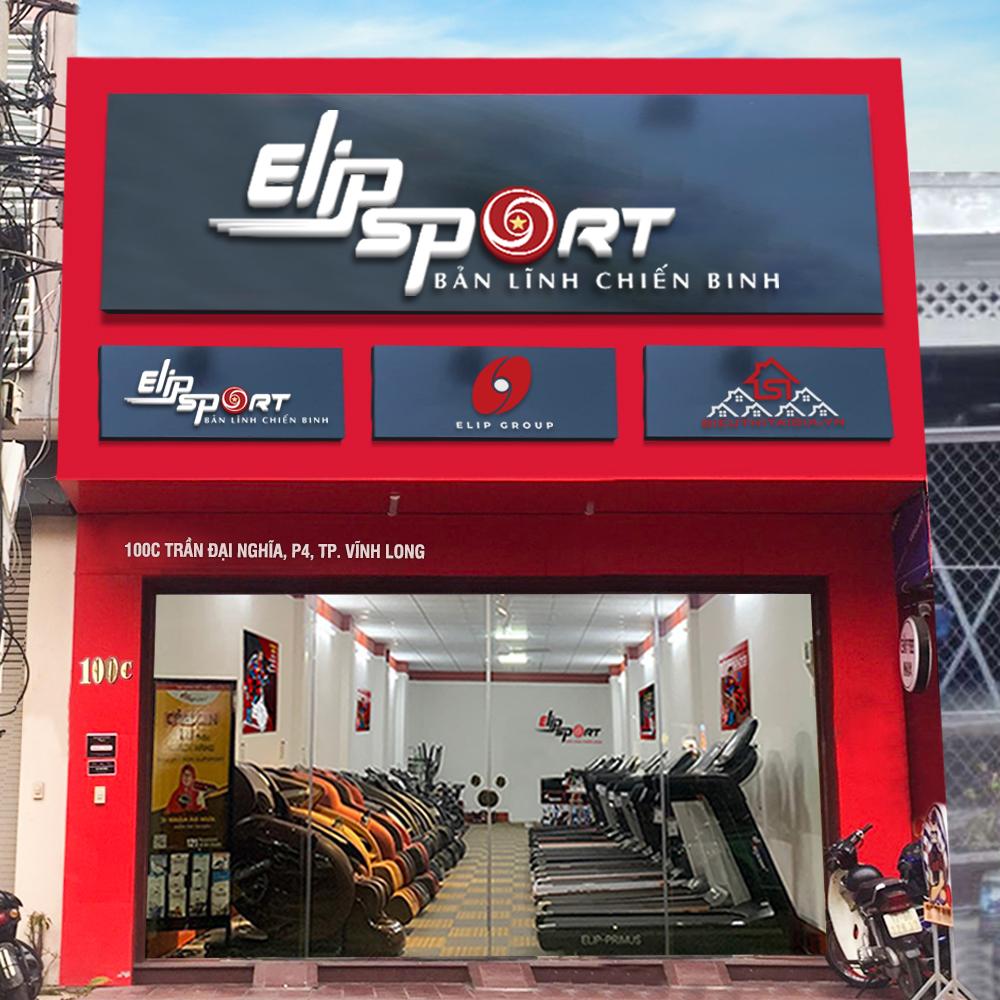 Hình ảnh của chi nhánh Elipsport Vĩnh Long