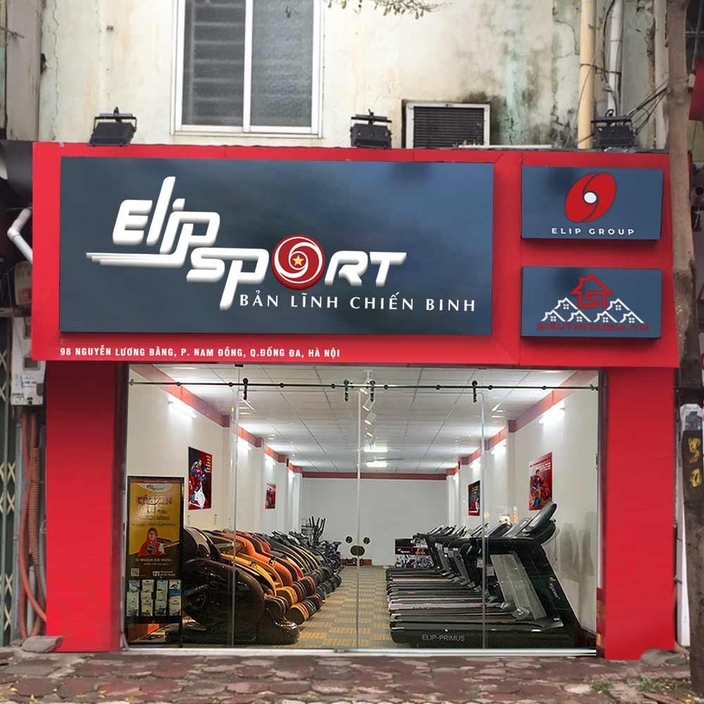 Chi nhánh Elipsport Đống Đa - Hà Nội