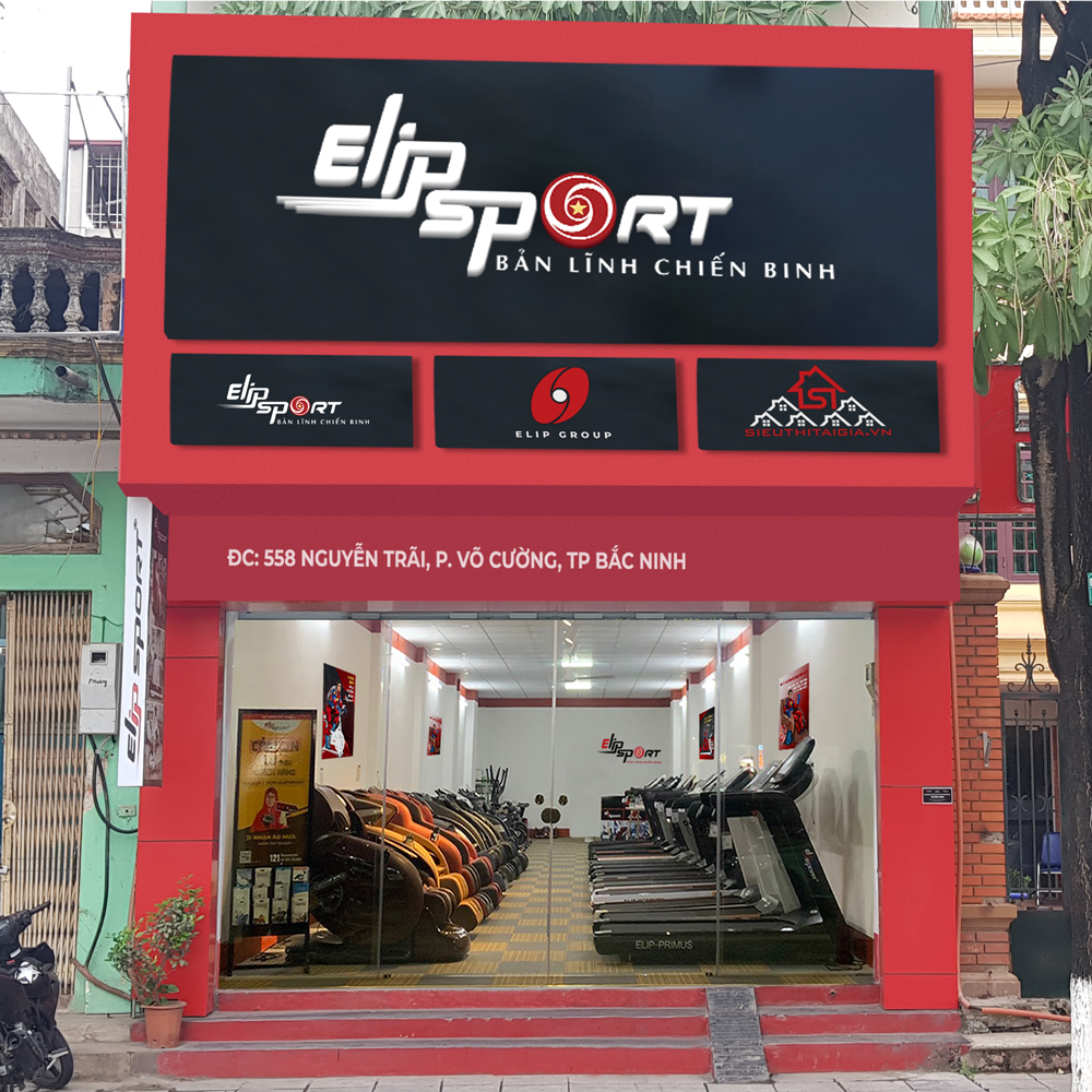 Hình ảnh của chi nhánh Elipsport Bắc Ninh