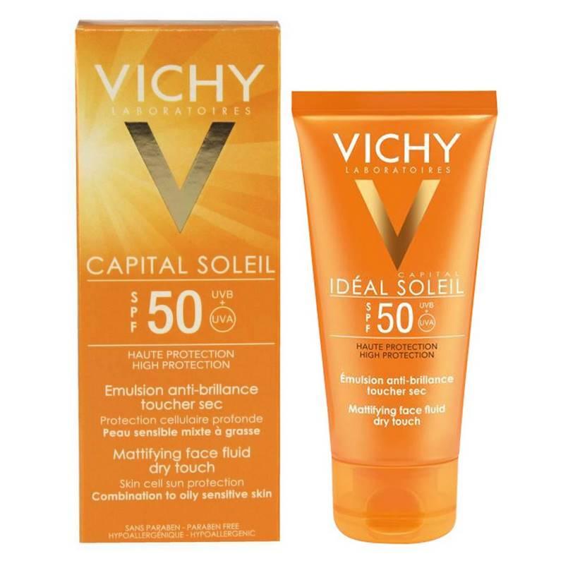 Kem chống nắng cho da dầu Vichy Ideal Soleil Dry Touch