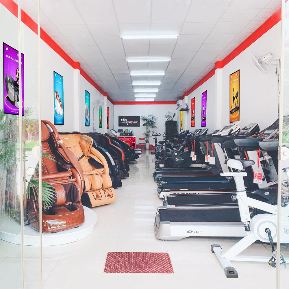 Cửa hàng Elipsport Thái Bình 2