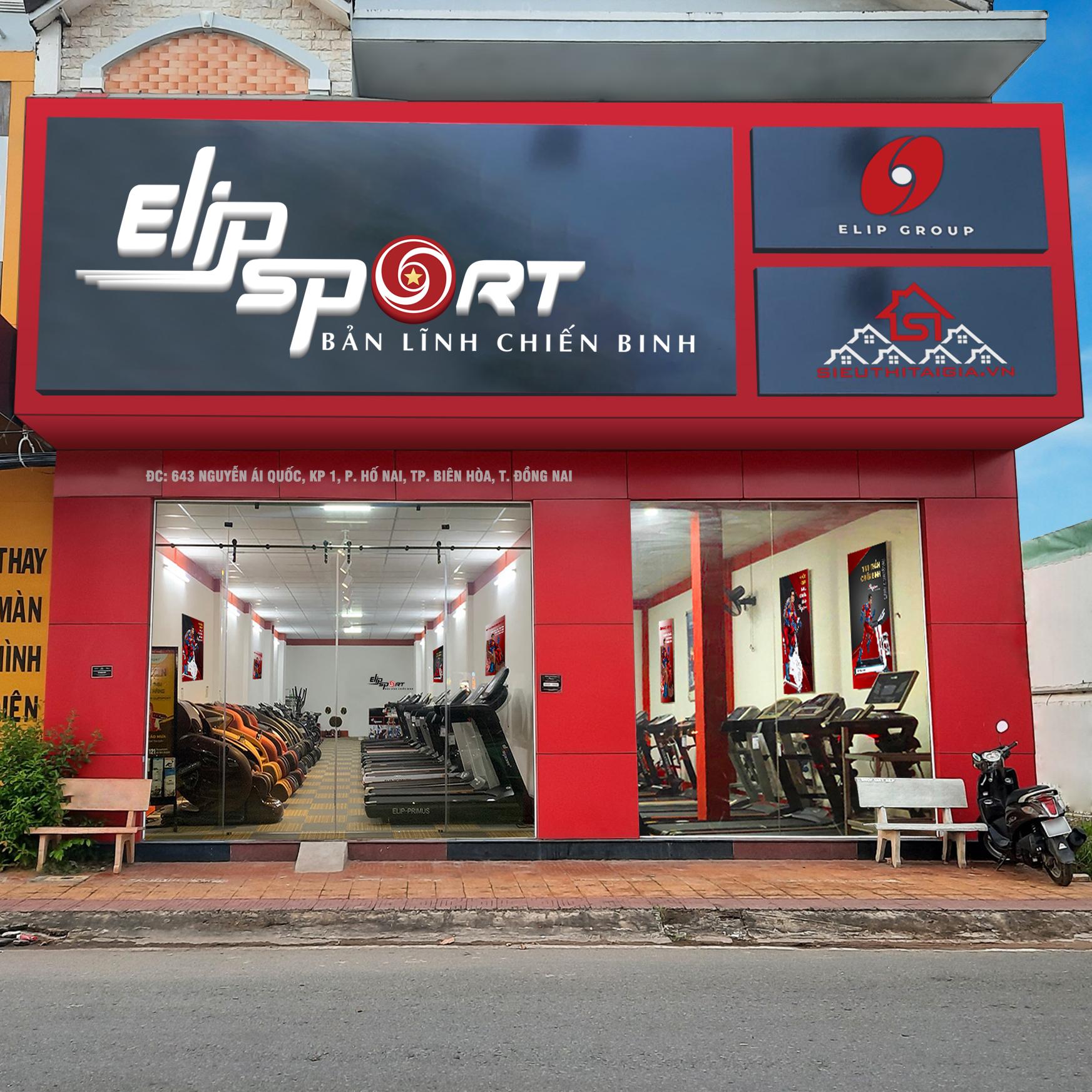 Hình ảnh của chi nhánh Elipsport Hố Nai - Đồng Nai 2