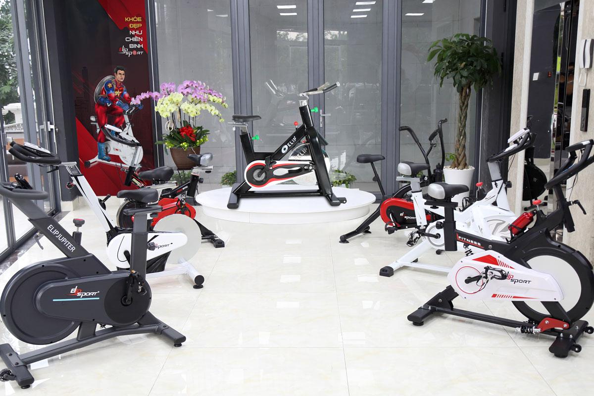 xe đạp tập Kon Tum
