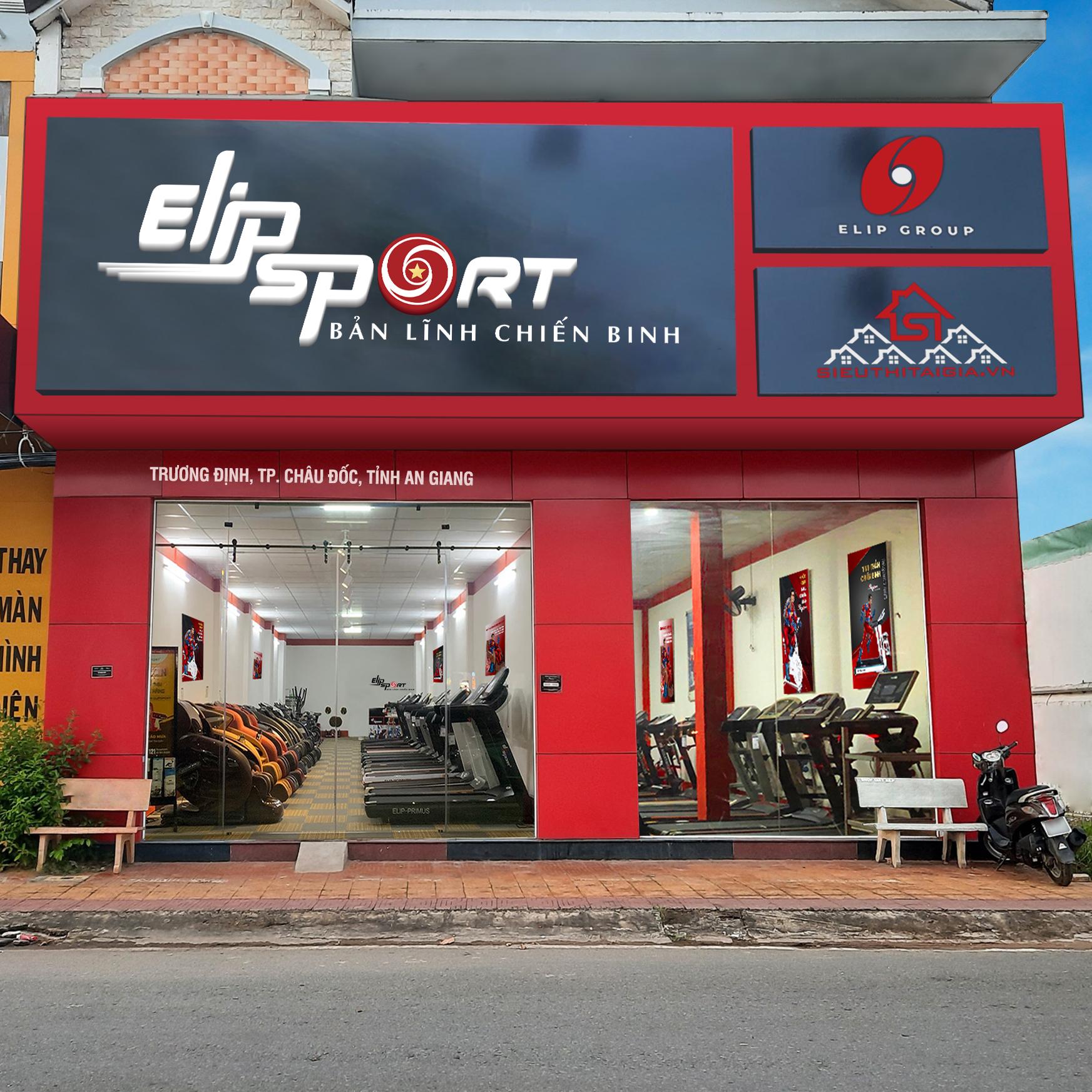 Hình ảnh của chi nhánh Elipsport Tp.Châu Đốc
