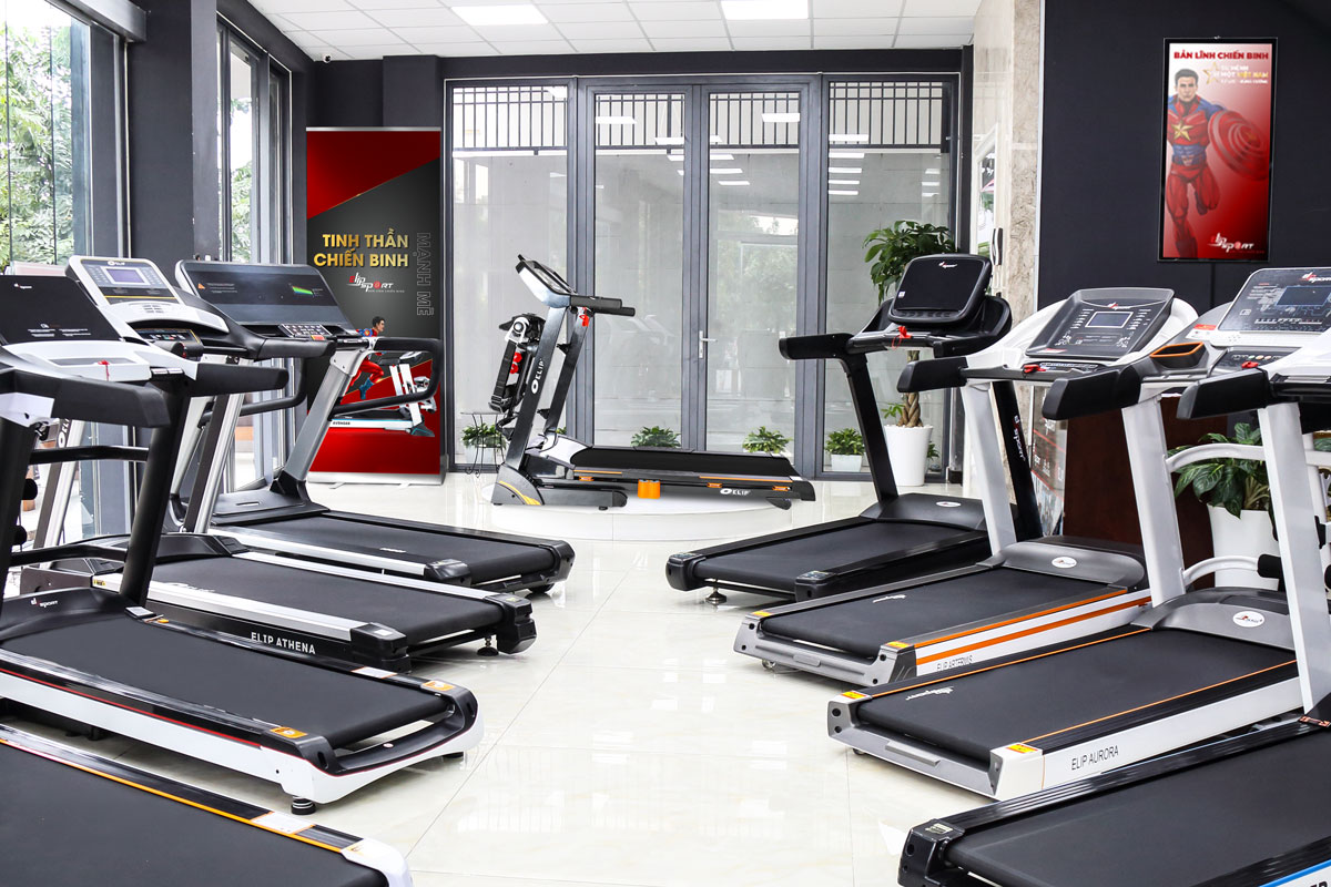 Cửa hàng dụng cụ thể dục thể thao Hậu Giang