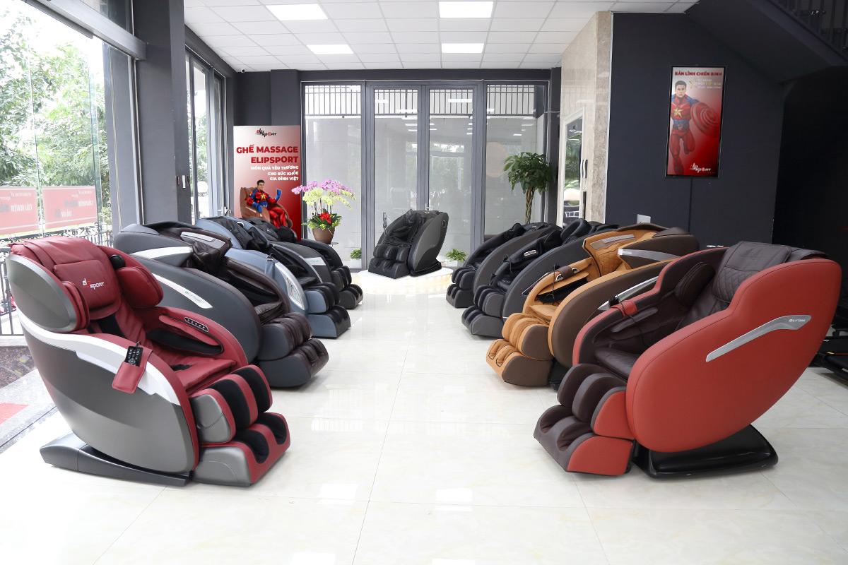 ghế massage quận 10