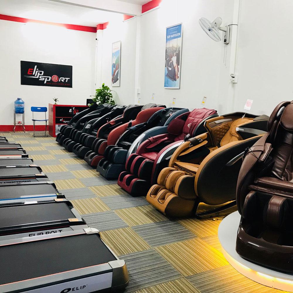ghế massage Bình Thạnh
