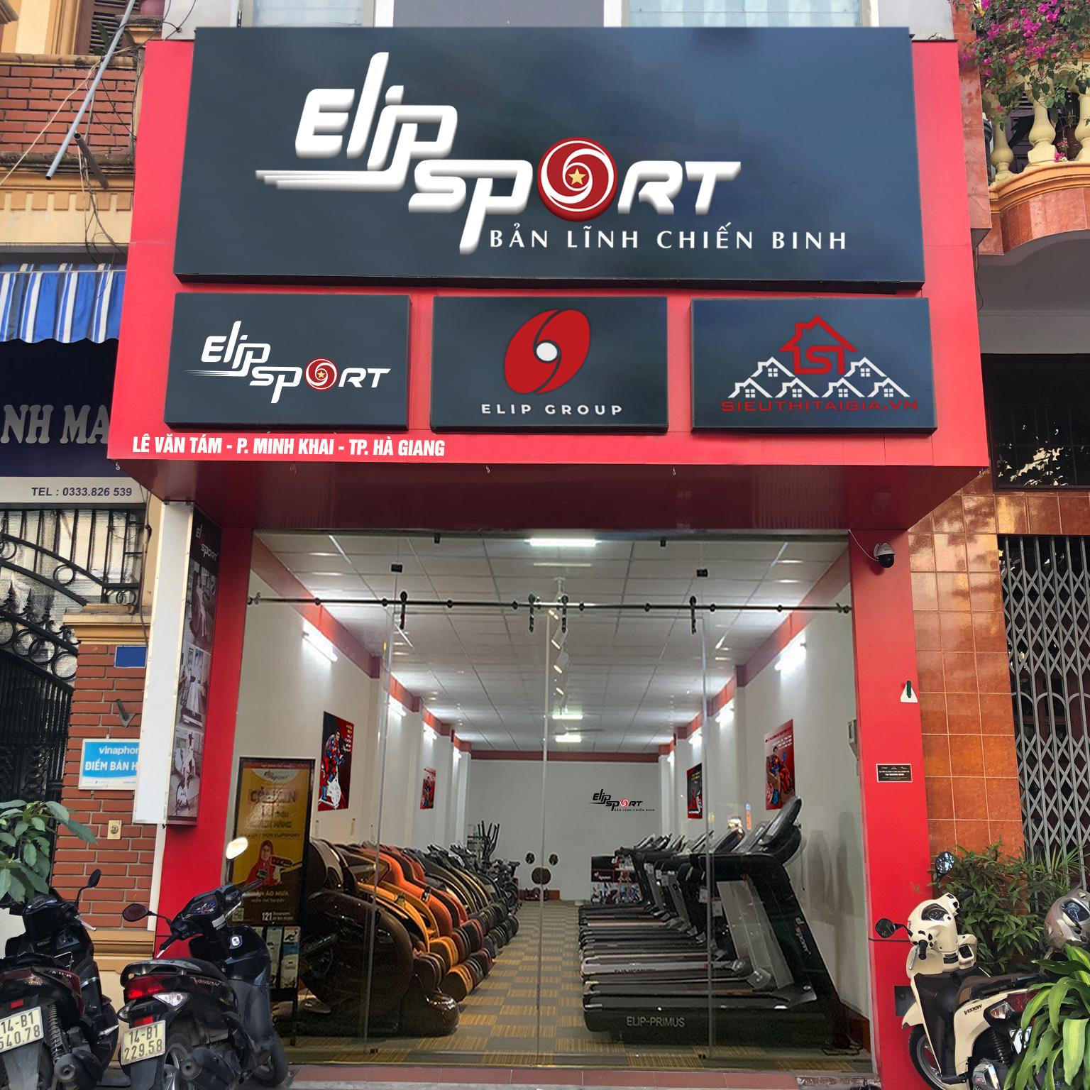 Cửa hàng dụng cụ thể dục Hà Giang