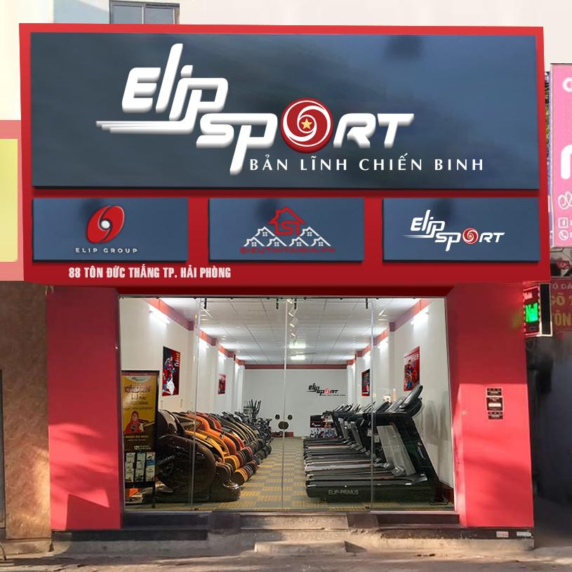Hình ảnh của chi nhánh Elipsport Hải Phòng