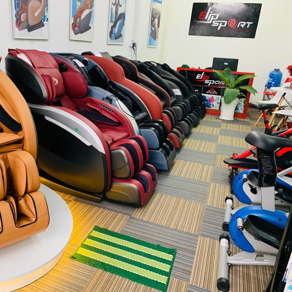 ghế massage Kon Tum