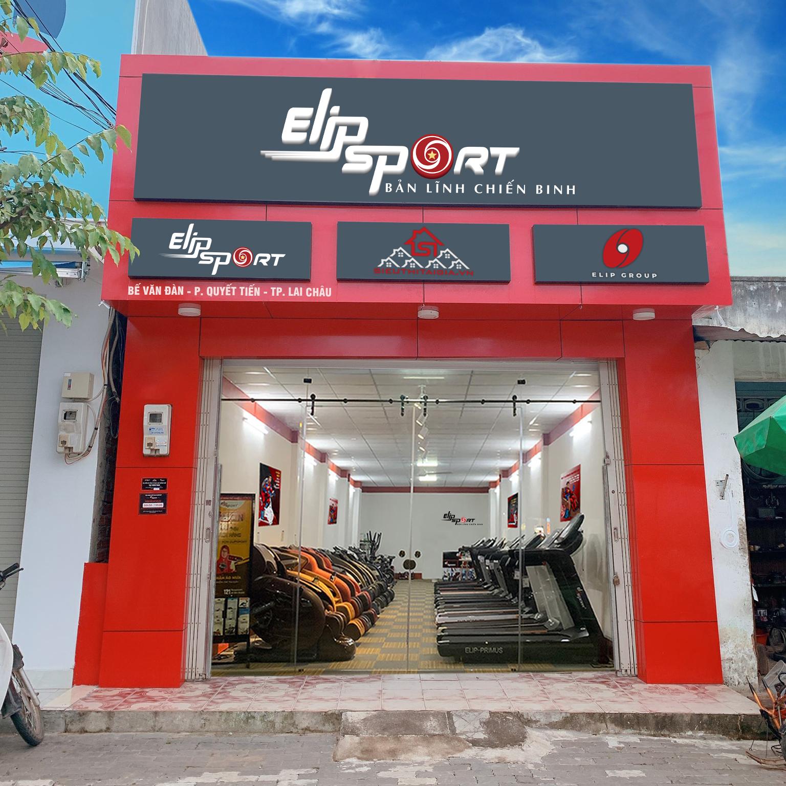 Chi nhánh Elipsport Lai Châu