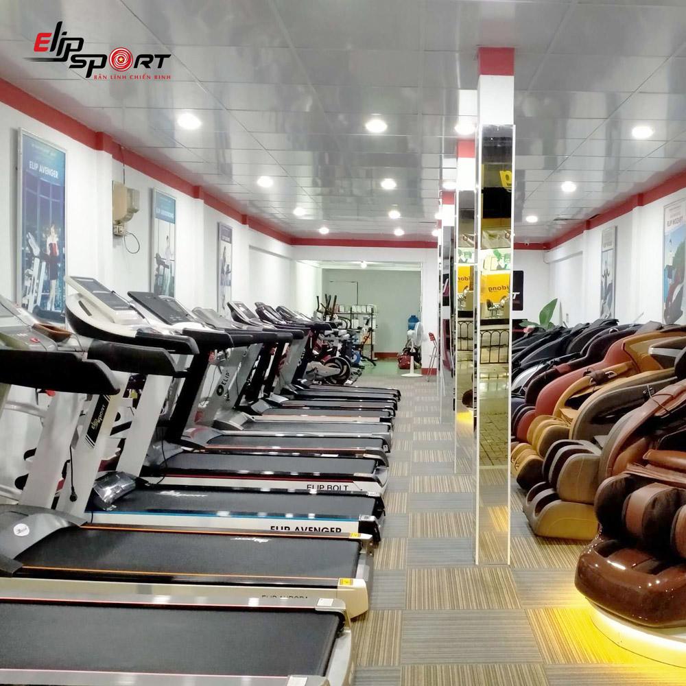 Máy chạy bộ Lạng Sơn