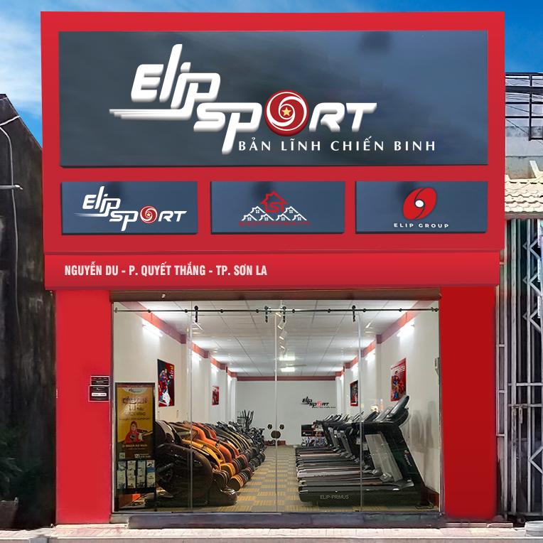 Hình ảnh của chi nhánh Elipsport Sơn La