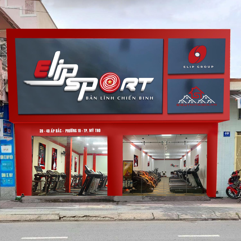 Hình ảnh của chi nhánh Elipsport Tiền Giang