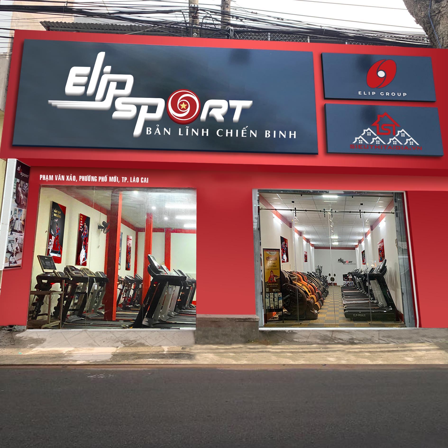 Chi nhánh Elipsport Lào Cai