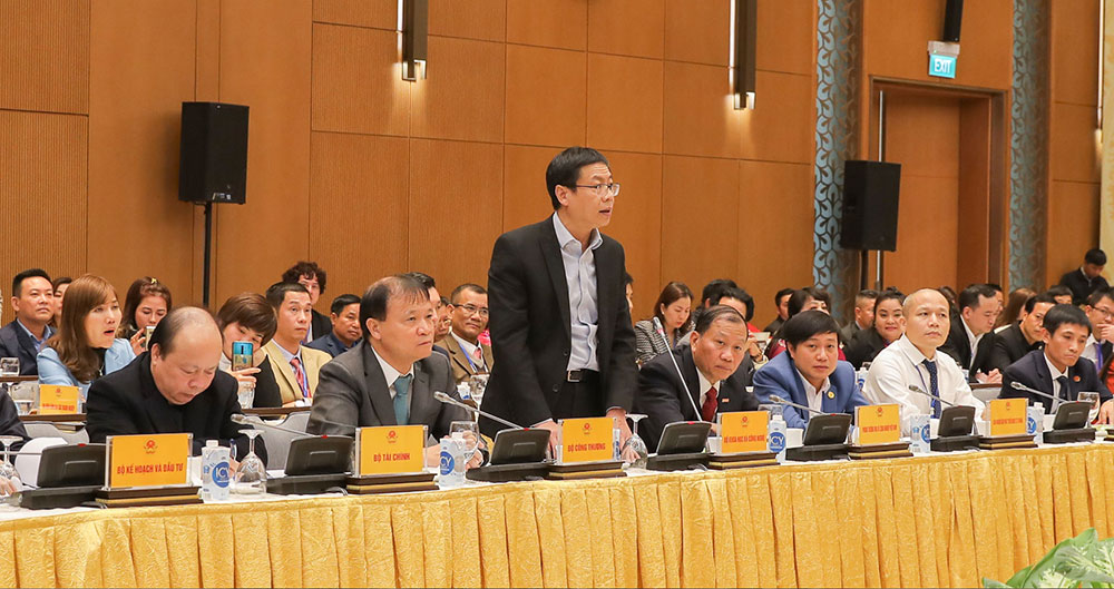 CEO Elipsport tham dự hội thảo Phát triển thị trường nội địa tại Văn phòng chính phủ