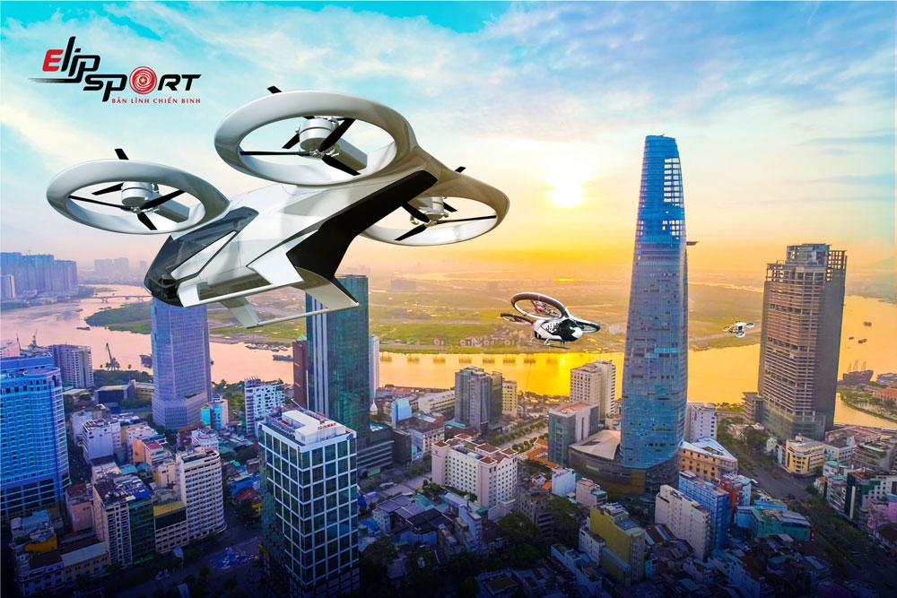 Thông tin dự án máy bay cá nhân Elipsport-Air
