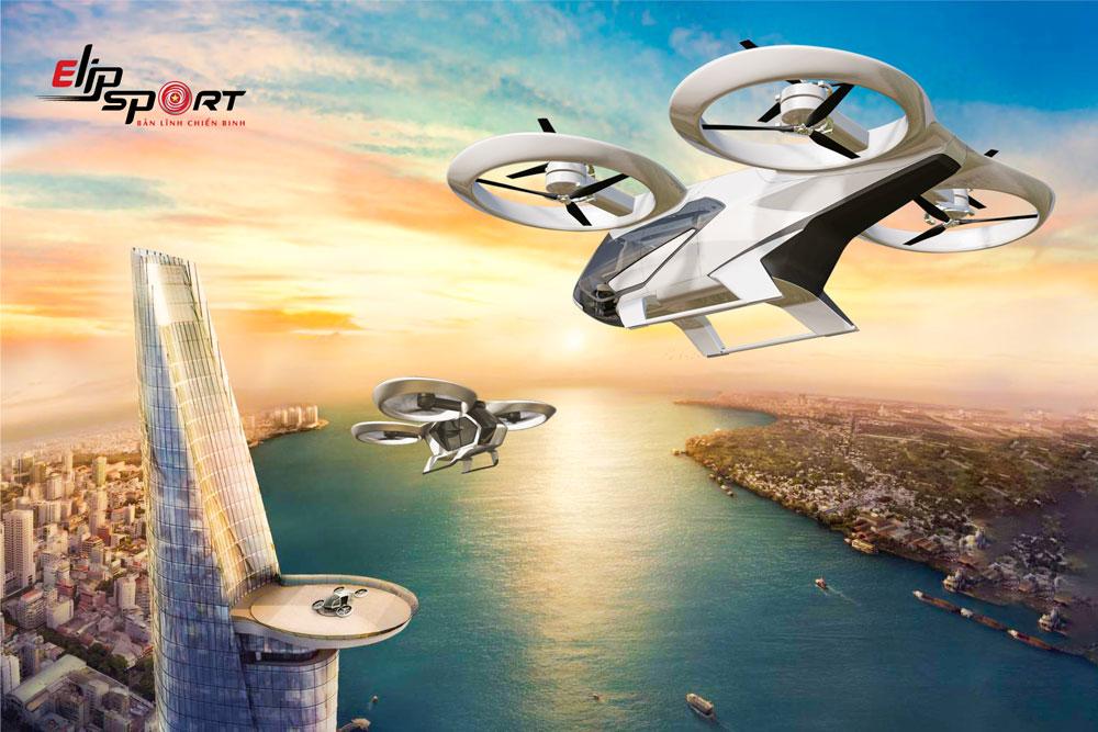 Dự án máy bay cá nhân Elipsport Air