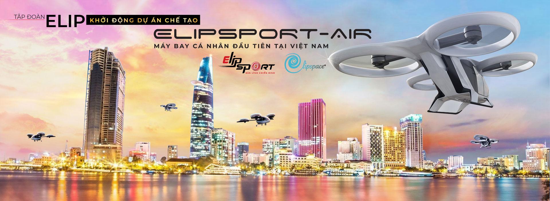 Tập đoàn ELIP khởi công dự án ELIPSPORT - AIR - Máy bay cá nhân do người Việt sản xuất - ảnh 1