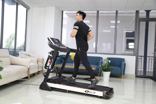 Rèn luyện sức khỏe với máy chạy bộ Elipsport