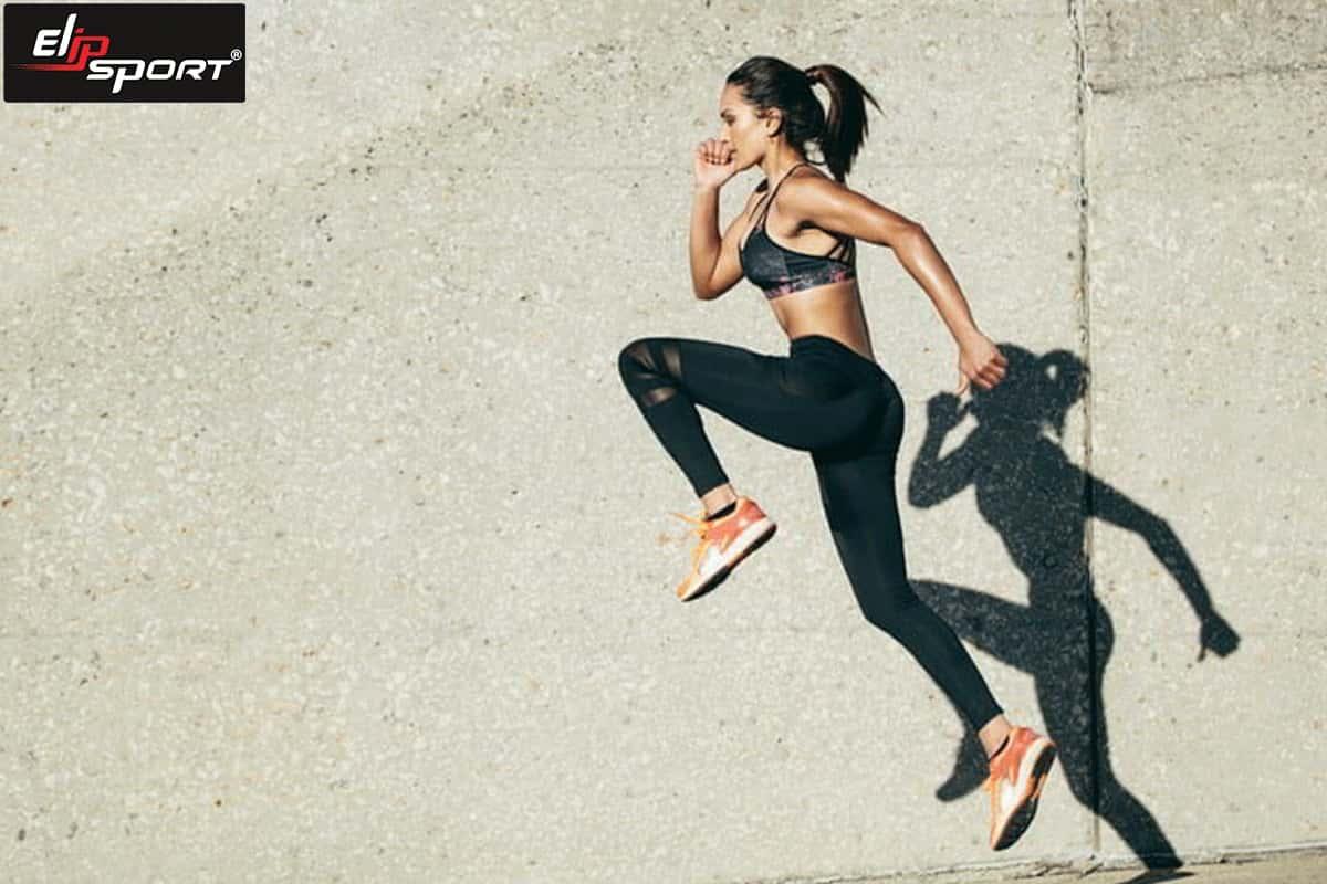 chạy bộ tại chỗ có giảm mỡ bụng không