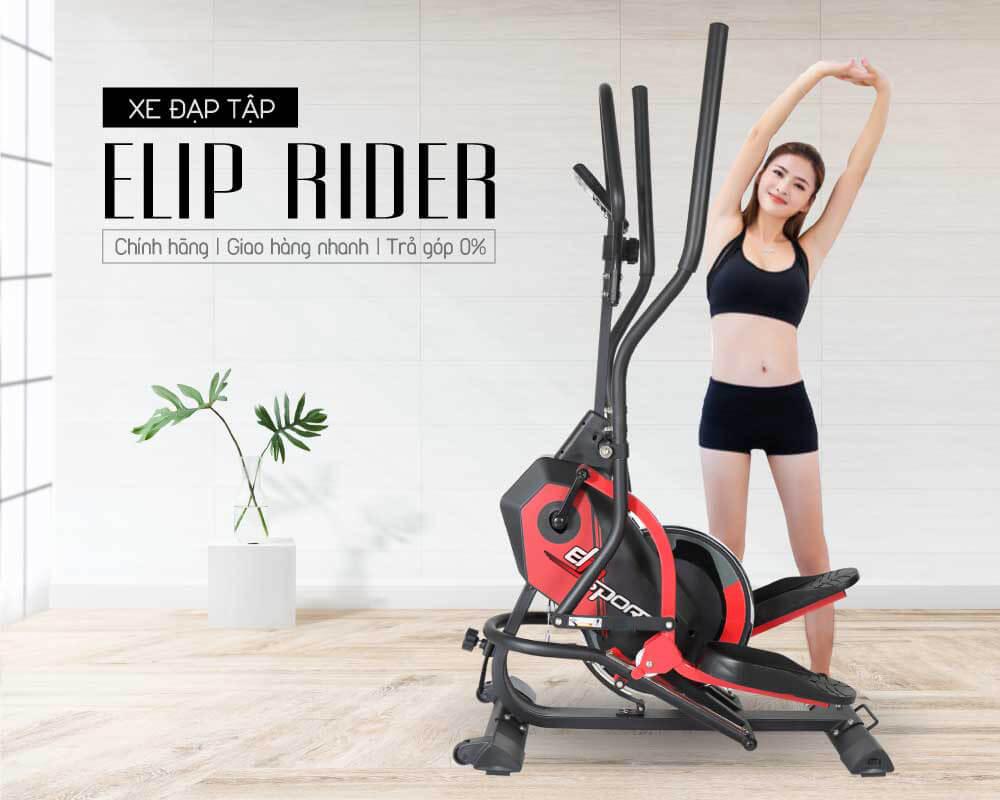 có nên mua xe đạp tập thể dục tại nhà