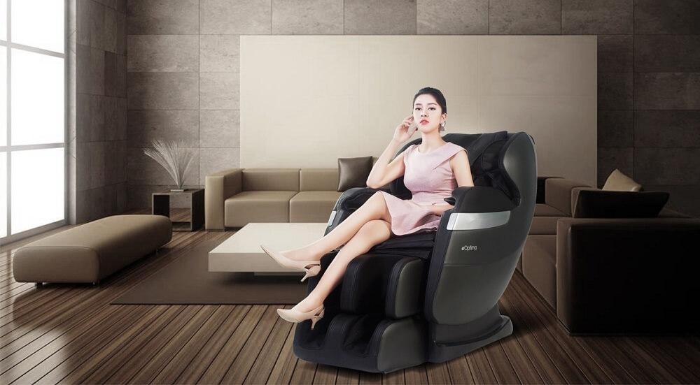 lưu ý khi mua ghế massage