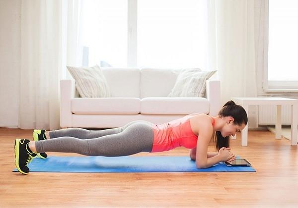 những bài tập thể dục trước khi ngủ