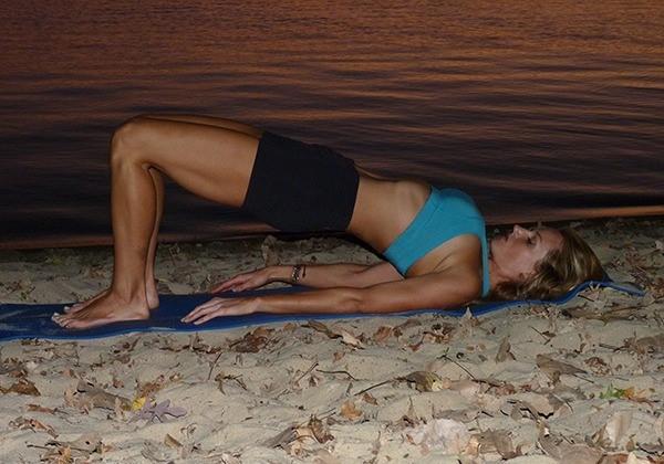 tập thể dục trước khi ngủ
