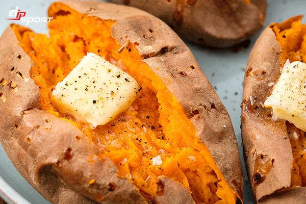 ăn khoai lang giúp giảm cân cấp tốc