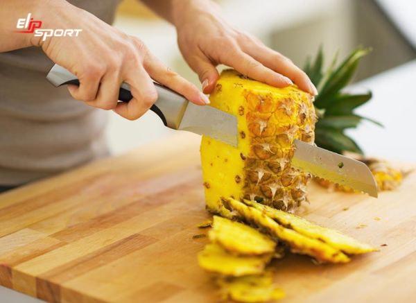 ăn thơm có giảm cân