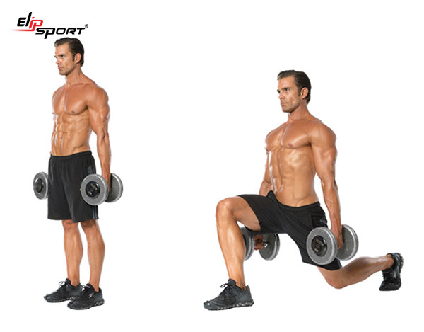 bài tập gym tăng cân cho nam